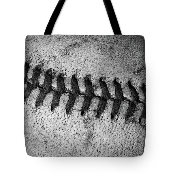 Tote Bag featuring the photograph The Curve Ball by David Patterson