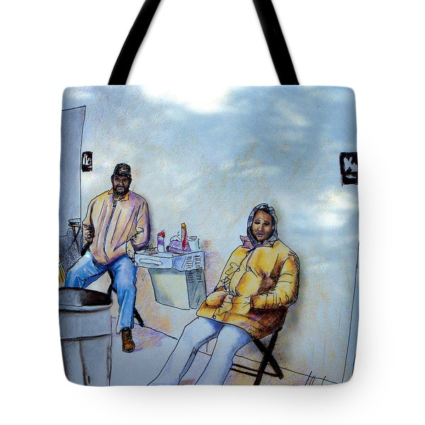 The Custodians Tote Bag