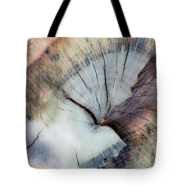 Tote Bag featuring the photograph The Cut by Stephen Anderson