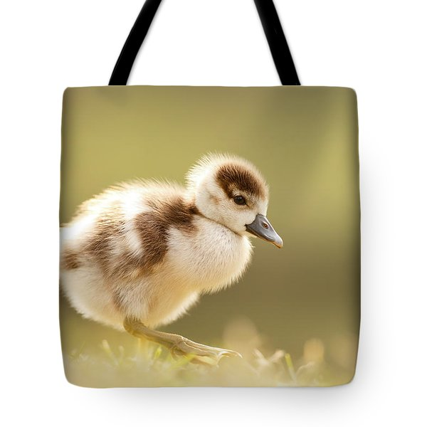 The Cute Factor - Egyptean Gosling Tote Bag