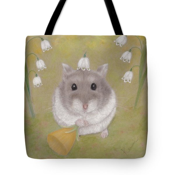 The Cutest Annunciation Tote Bag