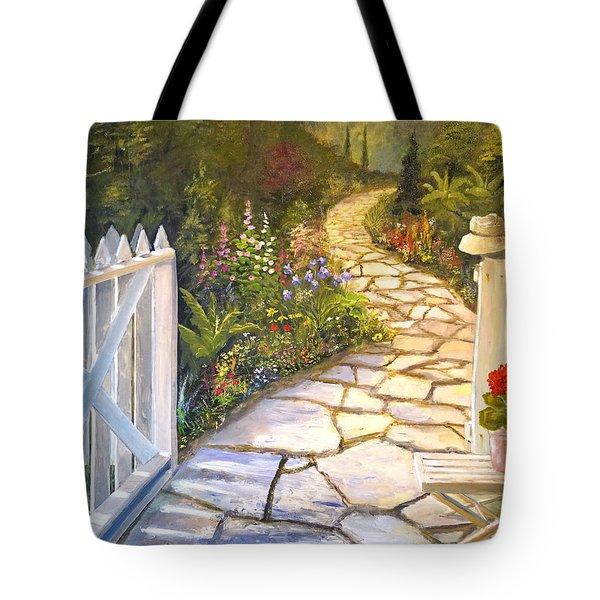 The Cutting Garden Tote Bag