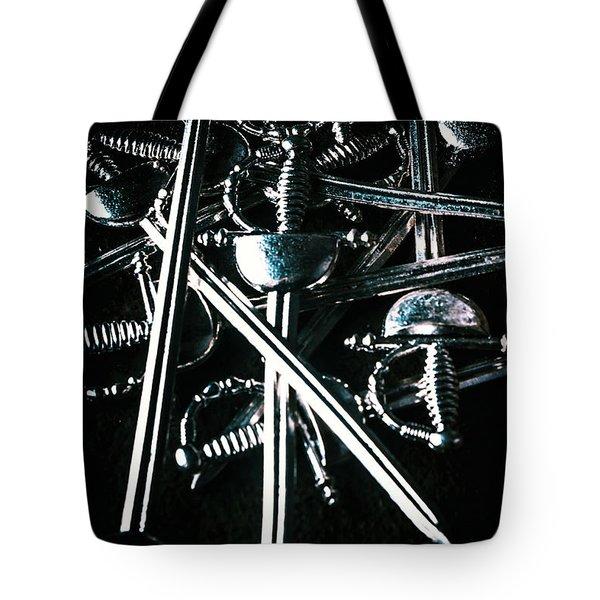 The Dark Cavalry Tote Bag