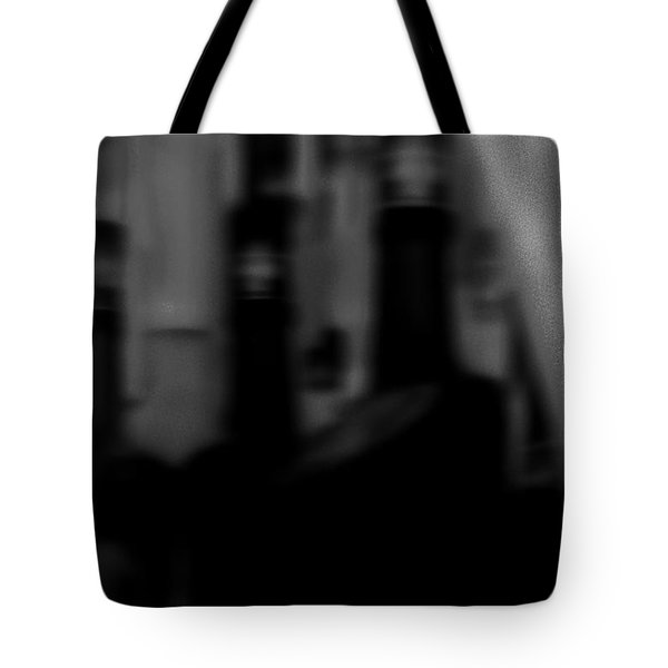 The Dark Side Tote Bag by Rajiv Chopra