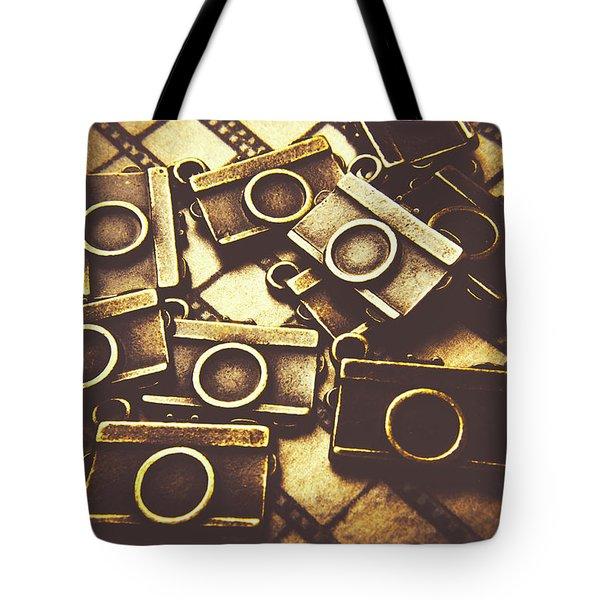 The Darkroom Process Tote Bag