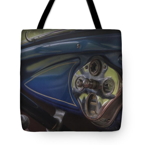 The Dash Tote Bag by Steve Gravano