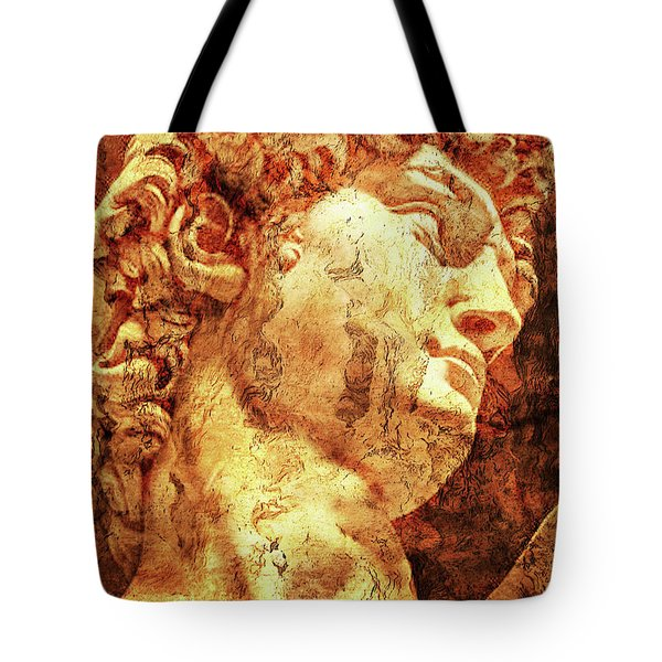 The David By Michelangelo Tote Bag