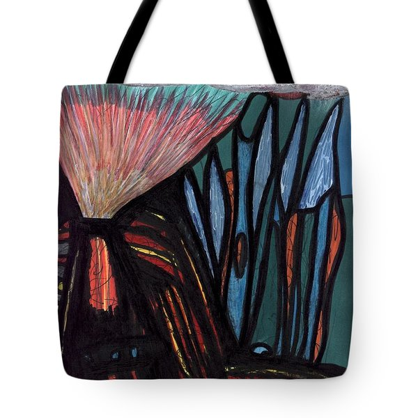 The Dawn Of Formation Tote Bag by Darrell Black