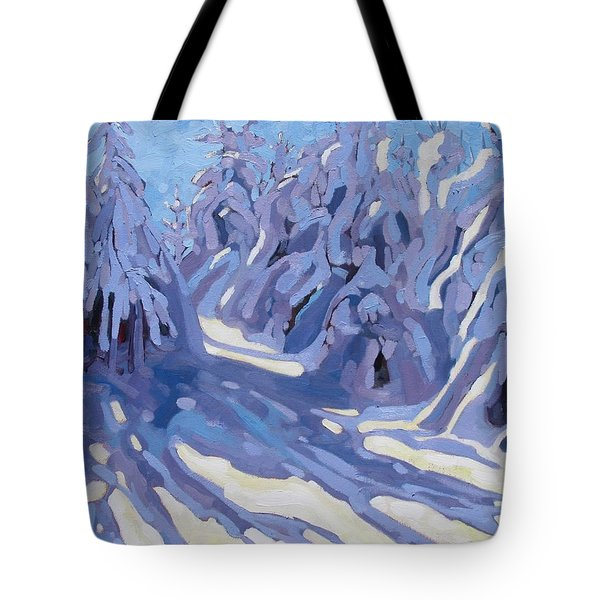 The Day After The Storm Tote Bag