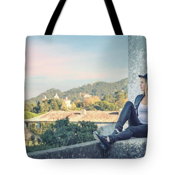 The Day I Dreamed Tote Bag