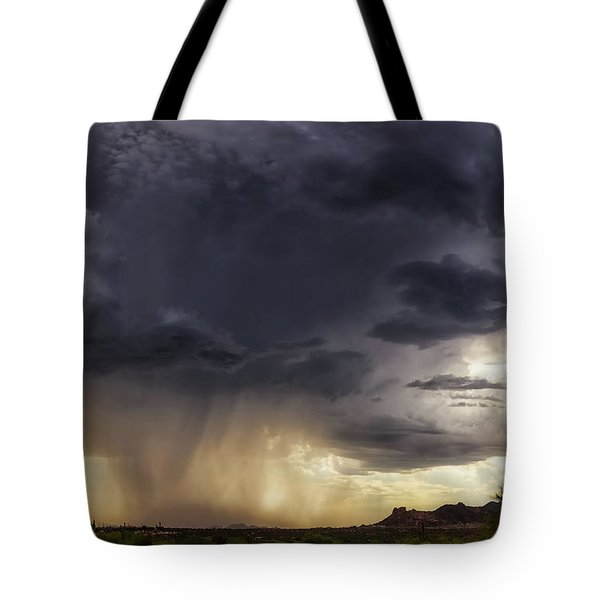 The Day It Rained Tote Bag