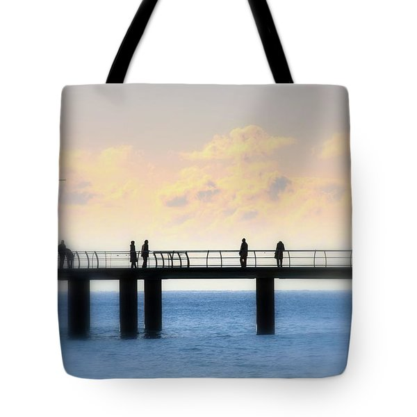 The Day We Met Tote Bag