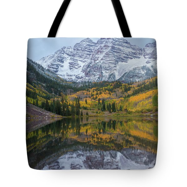 The Deadly Bells In All Their Autumn Glory Tote Bag