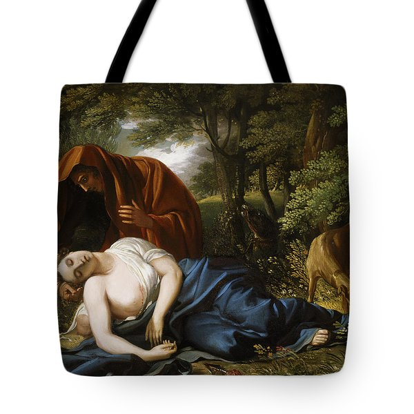 The Death Of Procris Tote Bag