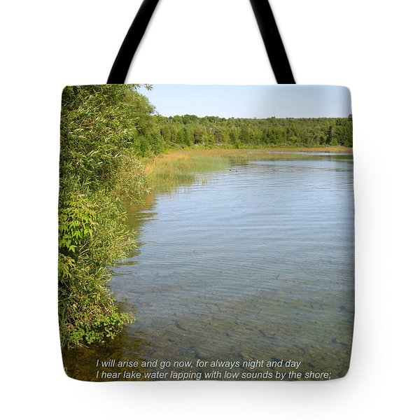 The Deep Heart's Core Tote Bag