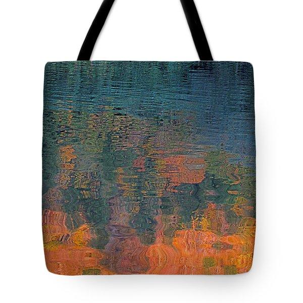 The Deep Tote Bag