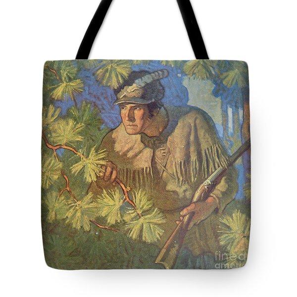 The Deerslayer  Tote Bag