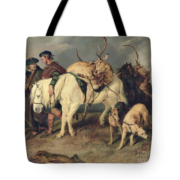 The Deerstalkers Return Tote Bag