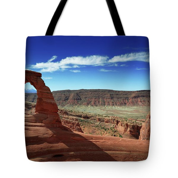 The Delicate Arch Tote Bag