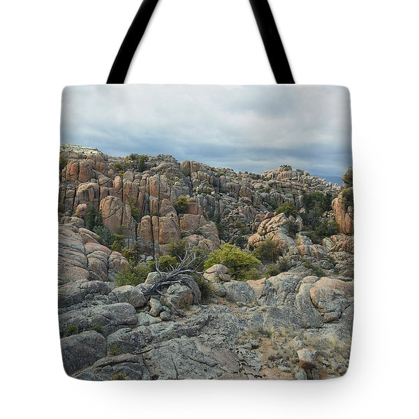 The Dells Tote Bag