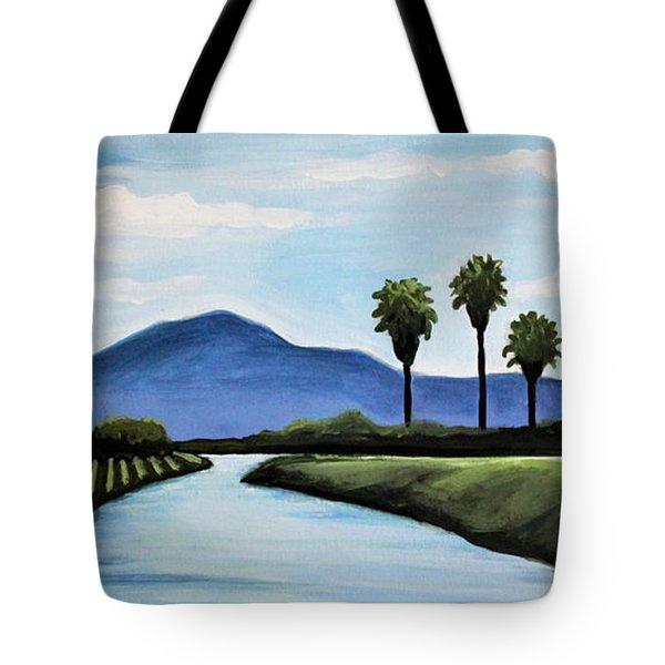 The Delta Tote Bag