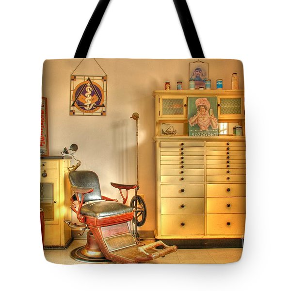 The Dentist Office Tote Bag