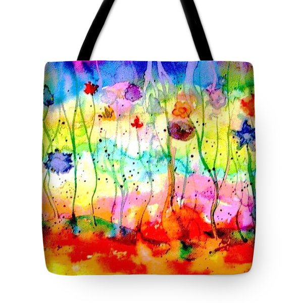 The Depths Of The Sea Tote Bag