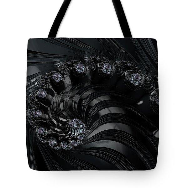 The Depths Tote Bag