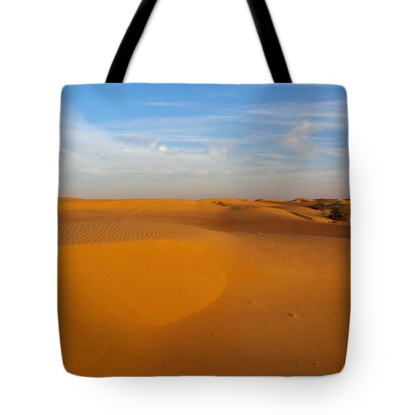 The Desert  Tote Bag by Jouko Lehto