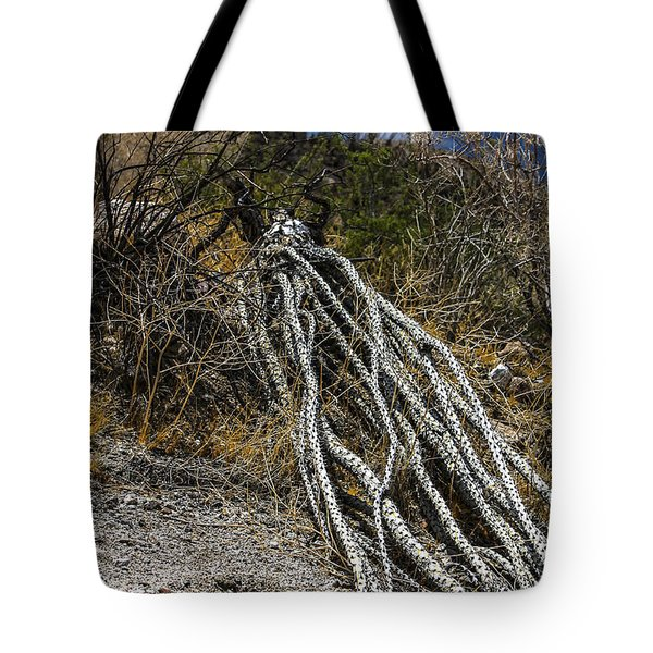 The Desert Sentinel Tote Bag