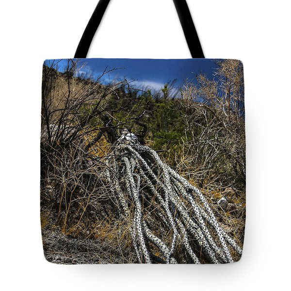 The Desert Sentinel Tote Bag