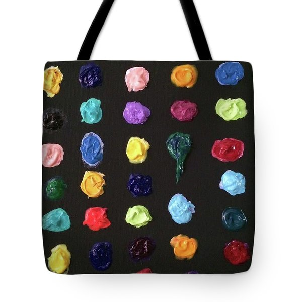 The Destruction Of Earth Tote Bag by Brenda Pressnall