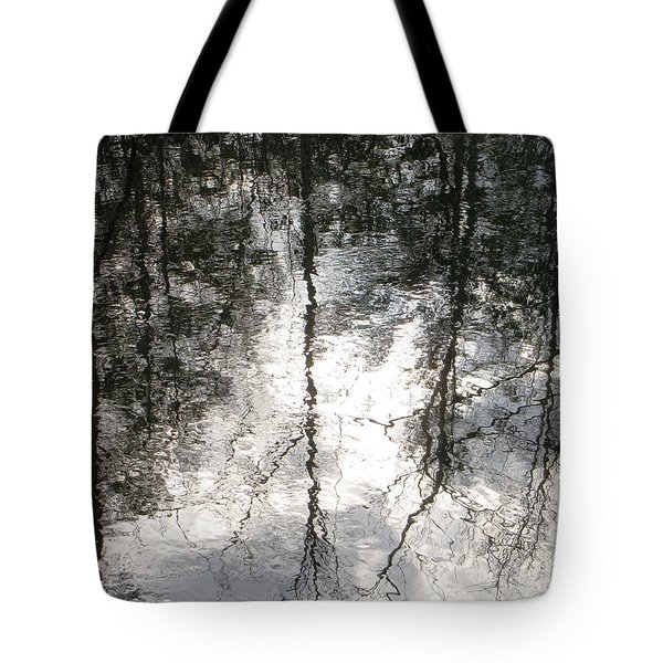 Tote Bag featuring the photograph The Devic Pool 2 by Melissa Stoudt