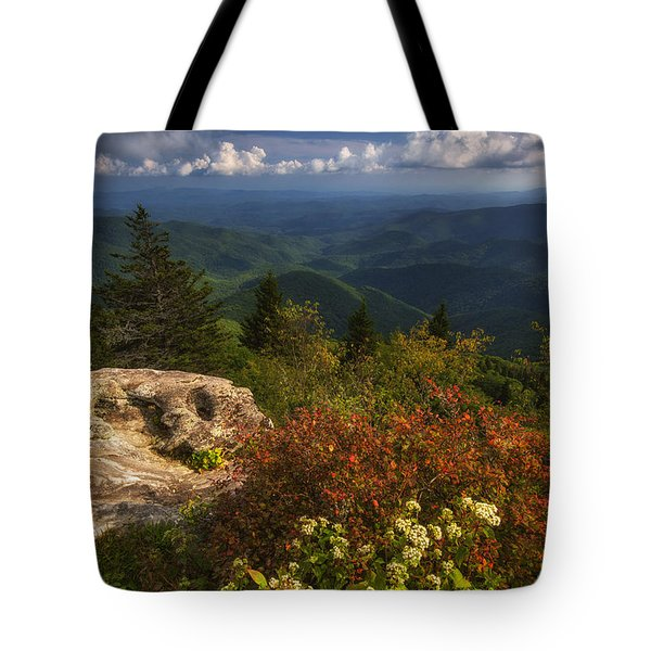 The Devil's Courthouse Tote Bag