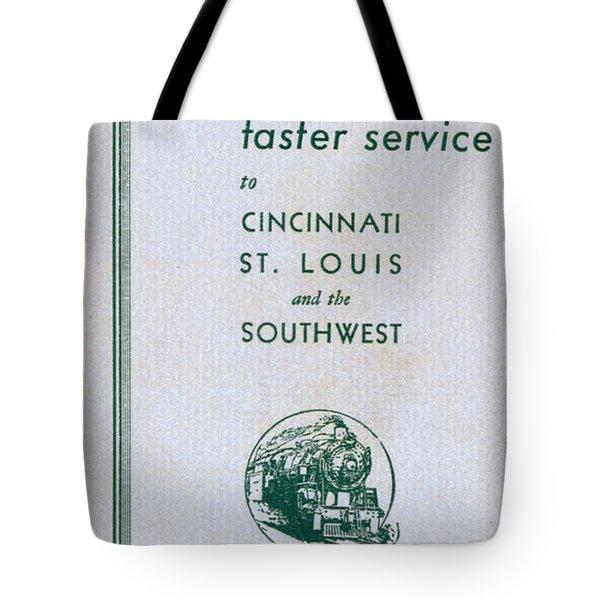 The Diplomat Tote Bag