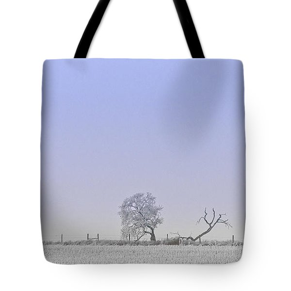 The Distance Between Us Tote Bag