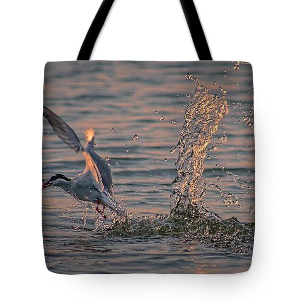 The Dive Tote Bag