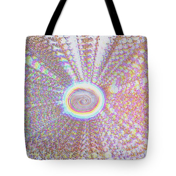 The Divine Light   Tote Bag