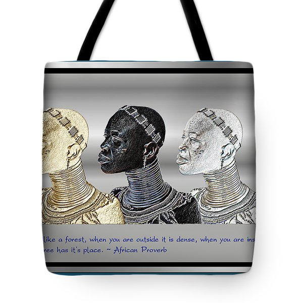 The Divine Sisters Tote Bag