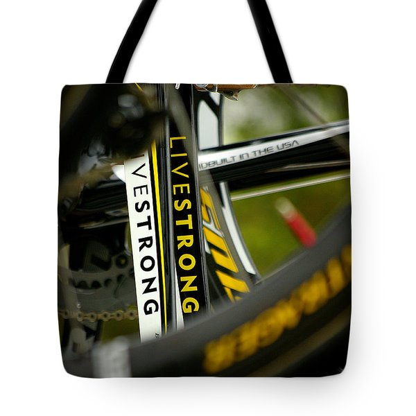 The Diving Power Tote Bag