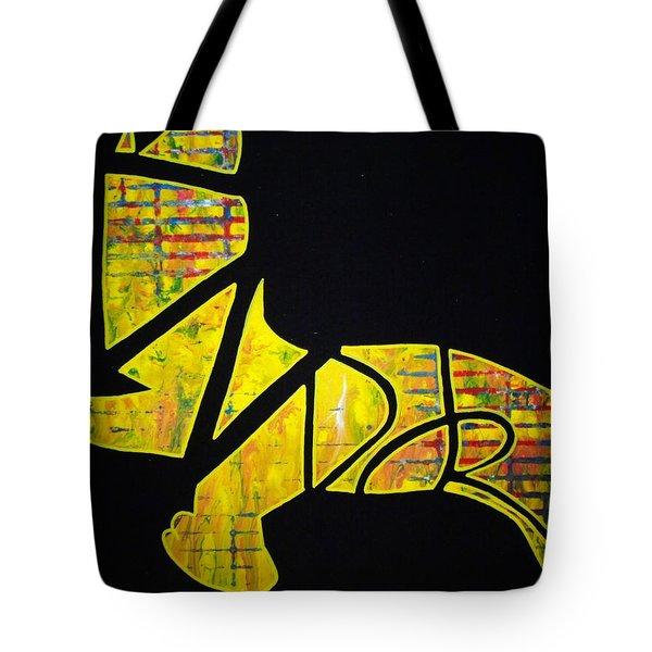 The Djr Tote Bag