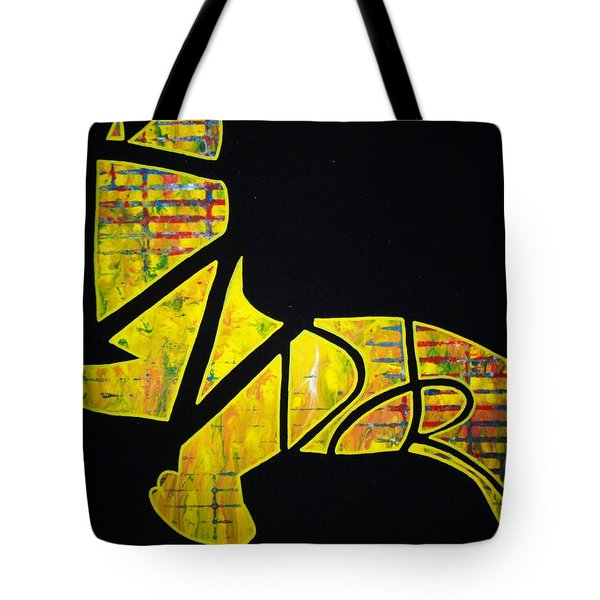 The Djr Tote Bag