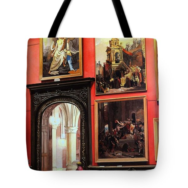 The Docent Tote Bag