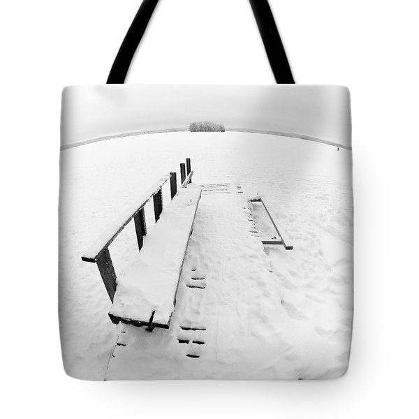 The Dock 1 Tote Bag by Jouko Lehto