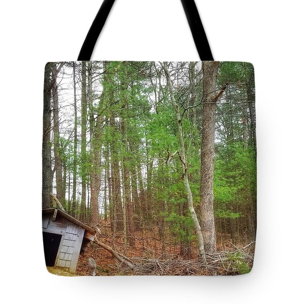 The Doghouse  Tote Bag