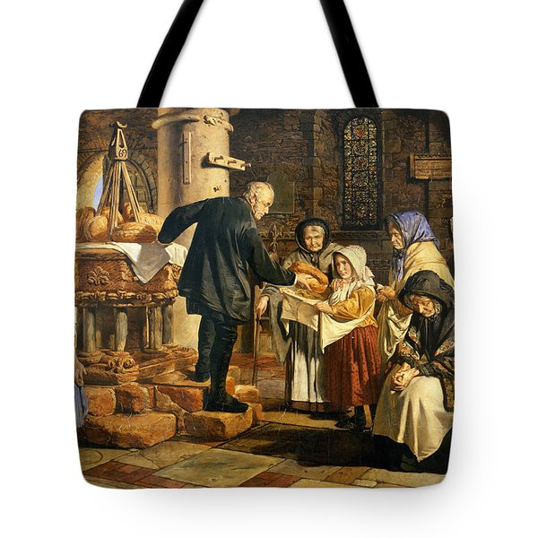 The Dole Tote Bag by Jmes Lobley