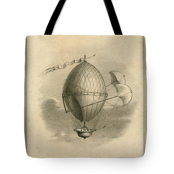 The Domitor Tote Bag