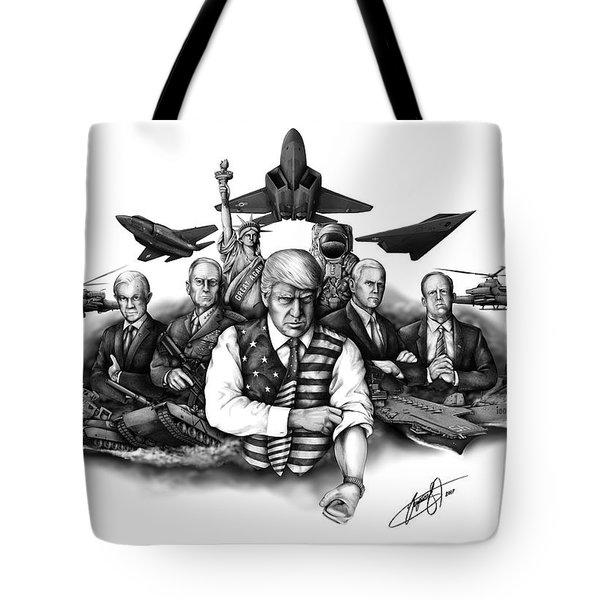 The Donald - Make America Great Again Tote Bag
