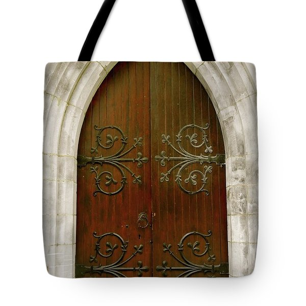 The Door Of Opportunity Tote Bag