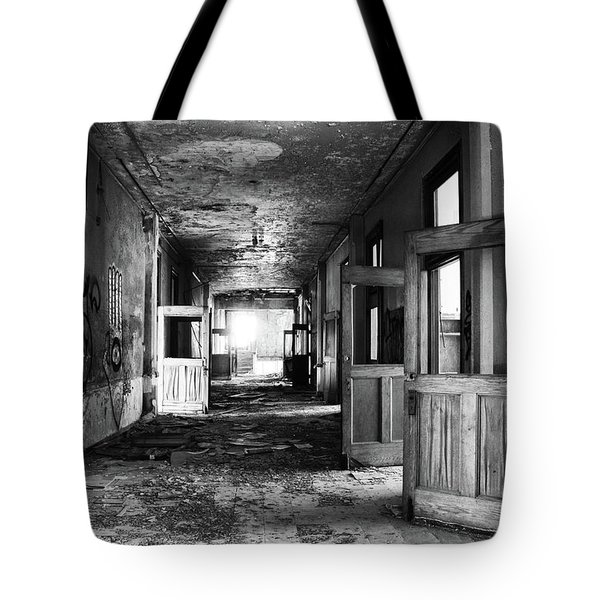The Doors Are Open Tote Bag